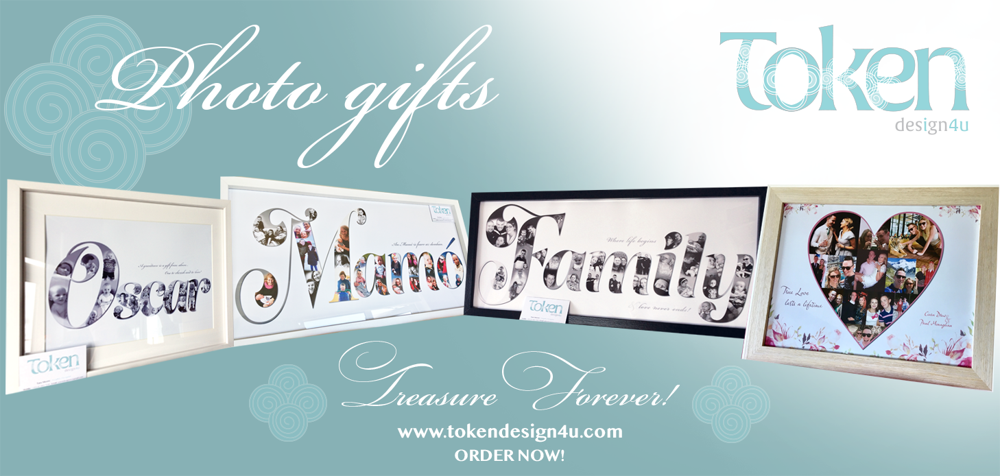 Photo Gifts by Token
